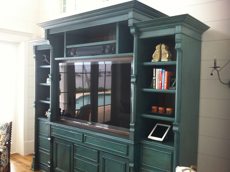 TV and display cabinet - Islamorada