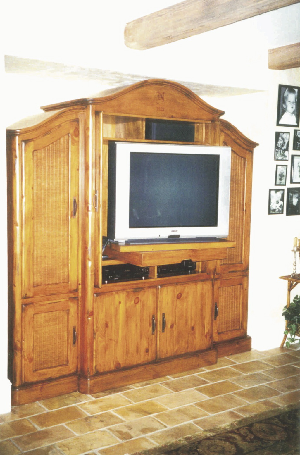 Armoire type TV/AV, storage, dining area cabinet - Jupiter Island