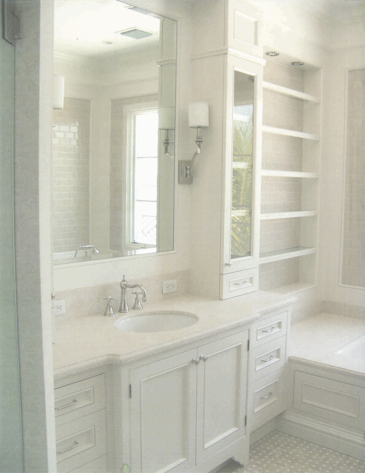Vanities Jefferson Woodworking LLC Architectural Woodworking - Bathroom vanities palm beach